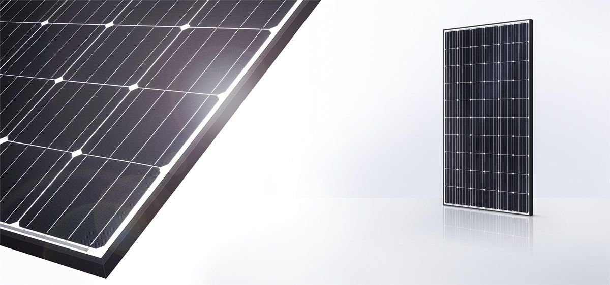 Learn more about IBC SOLAR modules